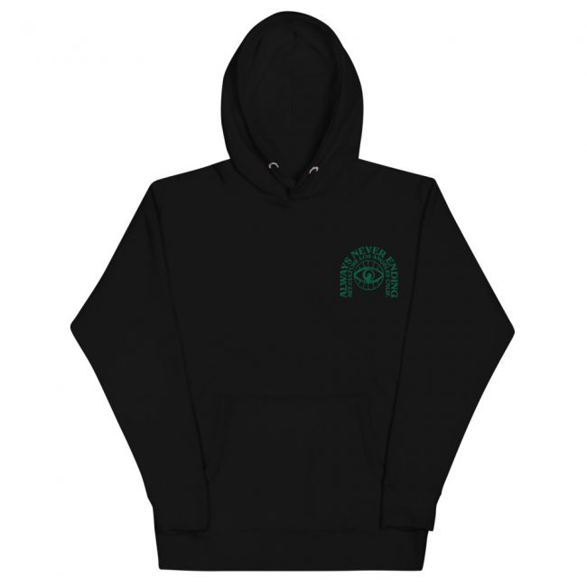 """""""Ultimateless"""" Premium Embroidered Pullover Hoodie"""