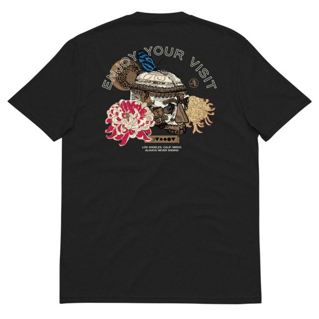 """Jhator #14"" Unisex 100% recycled t-shirt"